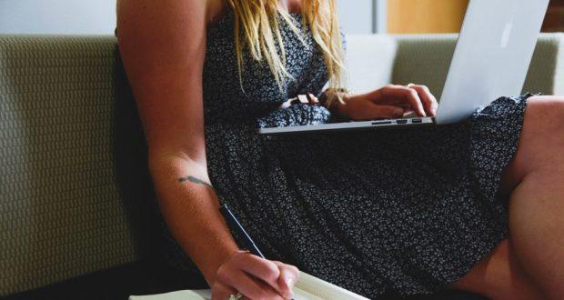 people-woman-girl-writing-large